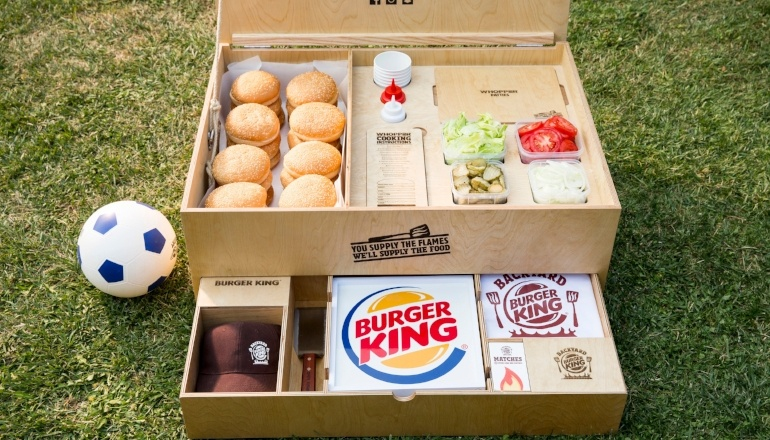 Superior customer insights deliver win for Colenso and Burger King in the WARC 100