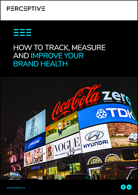 Brand Health Check eBook Front Cover