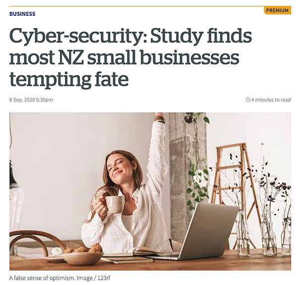 Perceptive-2degrees-NZHerald-article